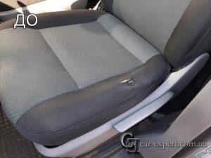 ремонт кожаных сидений изображение 3