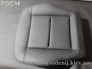 реставрация сидений авто изображение 1