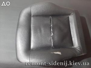 ремонт кожаных сидений изображение 1