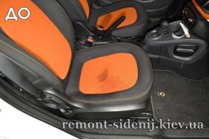 ремонт сидений авто  изображение 4